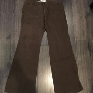 Banana Republic Organic Linen Pants